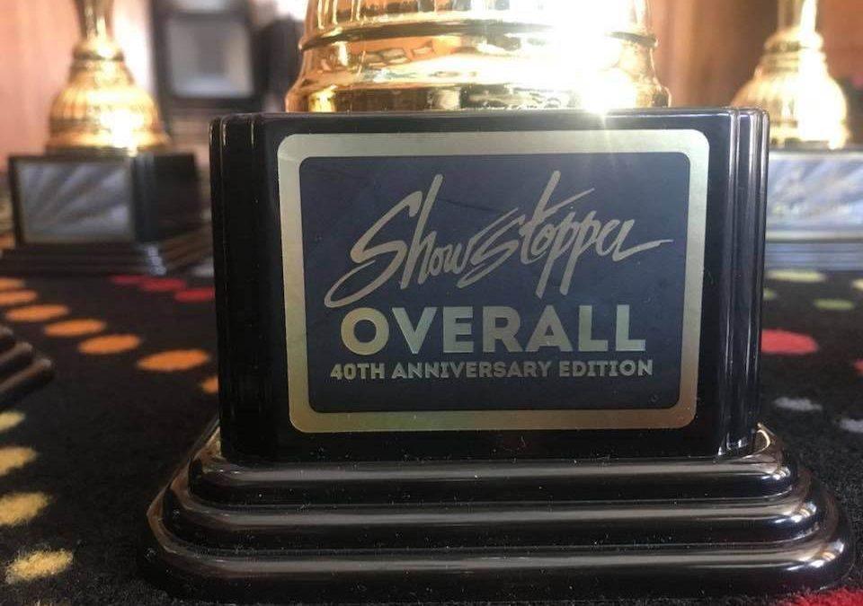 Dorinda's Dance Studio Wins Big At Showstoppers 2018