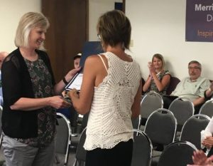 Merrill School District Recognizes Dorinda's Dance Studio