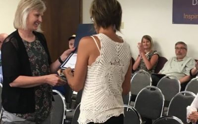 Merrill Schools Recognizes Dorinda's Dance Studio For 35 Years Of Dance